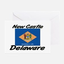 New Castle Delaware Greeting Cards (Pk of 10)