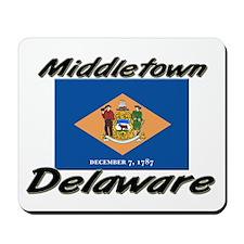 Middletown Delaware Mousepad