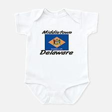Middletown Delaware Infant Bodysuit