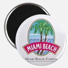 Classic Miami Beach - Magnet