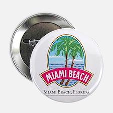 Classic Miami Beach - Button
