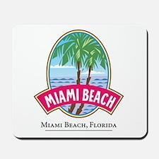 Classic Miami Beach -  Mousepad