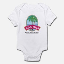 Classic Miami Beach -  Infant Bodysuit