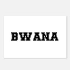 BWANA Postcards (Package of 8)