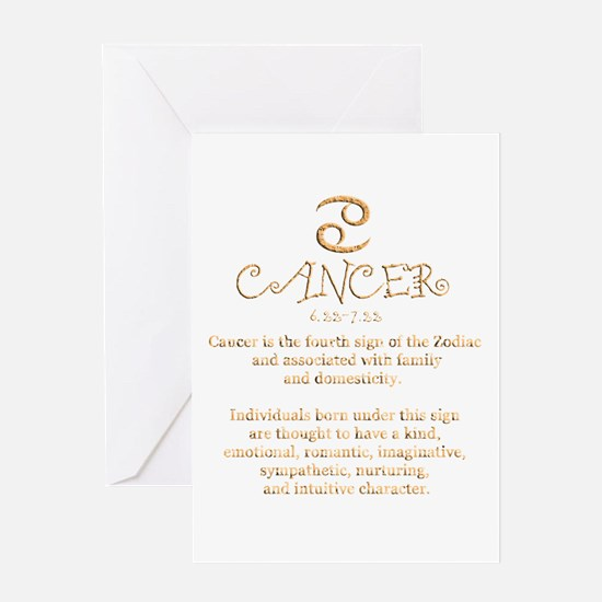 Cancer Greeting Card
