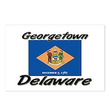 Georgetown Delaware Postcards (Package of 8)