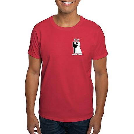 Game Over: Skulls Dark T-Shirt