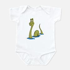 Loch Ness Monster Infant Bodysuit