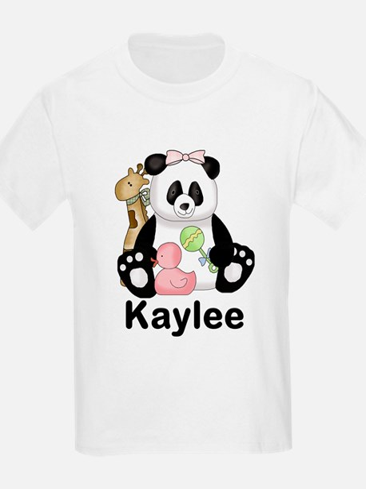 Kaylee's Little Panda T-Shirt