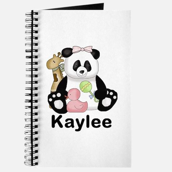 Kaylee's Little Panda Journal