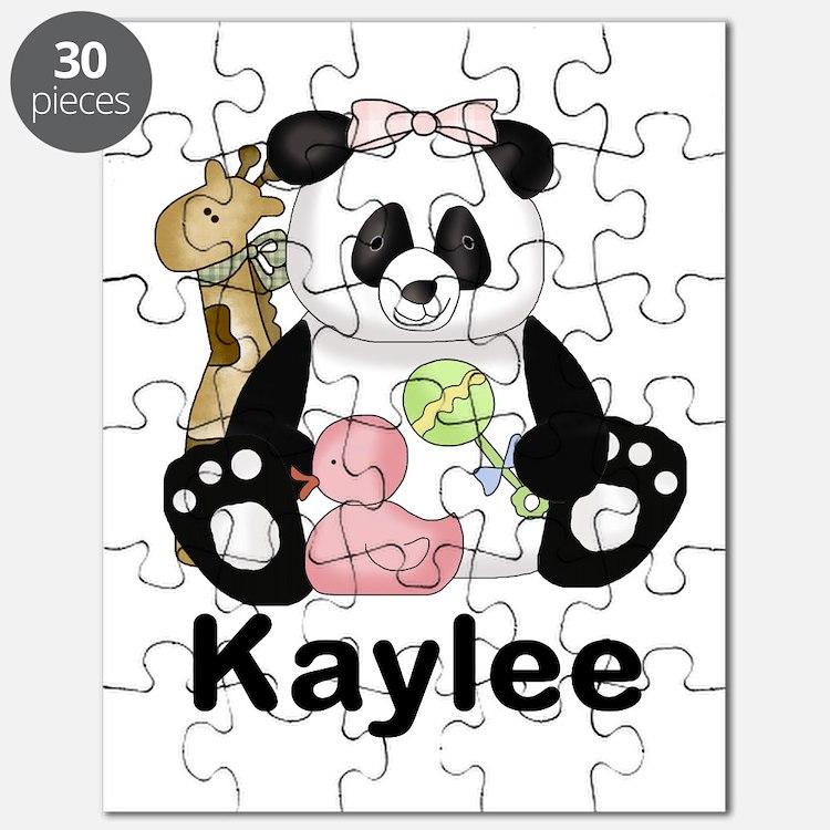 Kaylee's Little Panda Puzzle