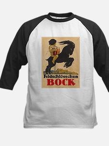 Vintage poster - Feldschlosschen B Baseball Jersey