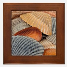 Unique Patterns Framed Tile