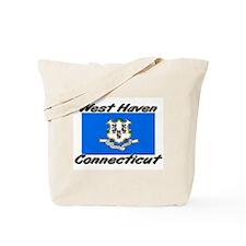 West Haven Connecticut Tote Bag