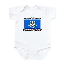 West Haven Connecticut Infant Bodysuit