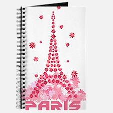 Flower Eiffel 02 Journal