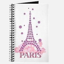 Flower Eiffel 03 Journal