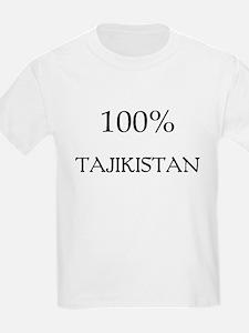 100% Tajikistan T-Shirt