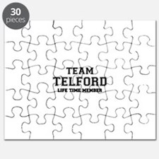 Team TELFORD, life time member Puzzle