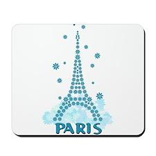 Flower Eiffel 06 Mousepad