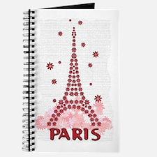 Flower Eiffel 10 Journal