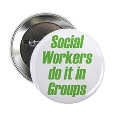 Social Workers Button