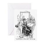 Leave It Alone Greeting Cards (Pk of 20)