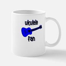 Ukulele Fan Mugs
