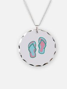 Flip Flops Necklace