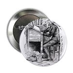 Old Scrooge Button