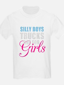 Silly Boys - Trucks T-Shirt