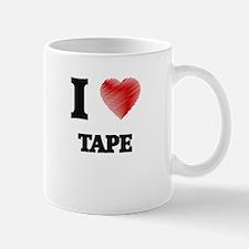 I love Tape Mugs