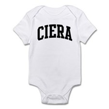 CIERA (curve) Infant Bodysuit