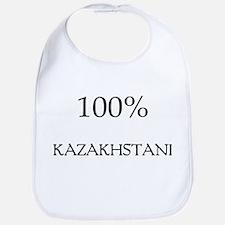 100% Kazakhstani Bib