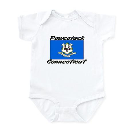Pawcatuck Connecticut Infant Bodysuit