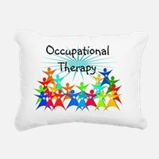 Cute Occupational therapy month Rectangular Canvas Pillow