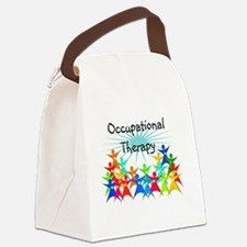 Unique Occupational therapy Canvas Lunch Bag