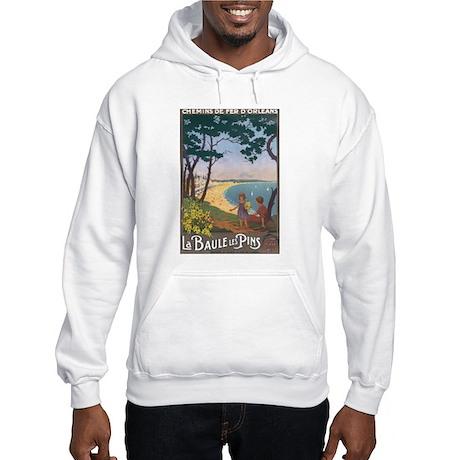 La Baule Les Pins Hooded Sweatshirt