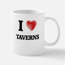 I love Taverns Mugs