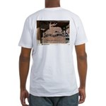 Mangy Moose Fitted T-Shirt