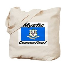 Mystic Connecticut Tote Bag