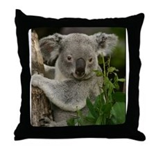 Koalas Throw Pillow