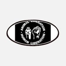 Animal Liberation Human Liberation Patch