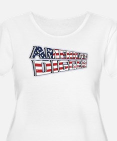 American Digger Plus Size T-Shirt