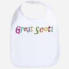 Great Scott Bib