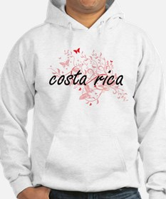 costa rica Artistic Design with Jumper Hoody