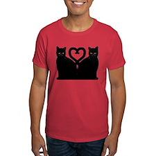 Bright Eyes - Heart T-Shirt