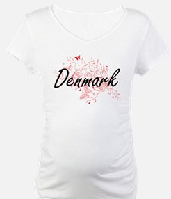 Denmark Artistic Design with But Shirt