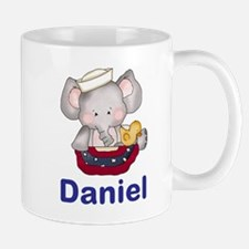 Daniel's Patriotic Elephant Mug