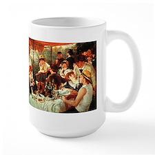 Renoir Boating Party Mug